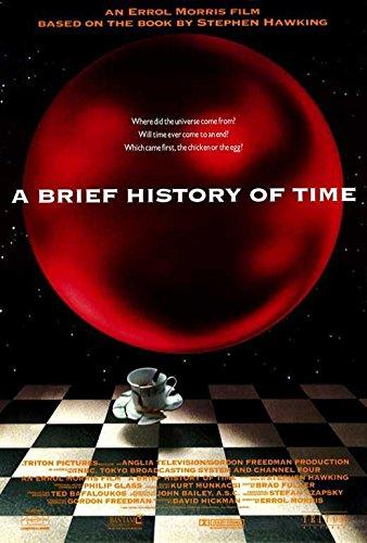Un brève histoire du temps Affiche (27 x 40 pouces - 69 cm x 102 cm) (1992)