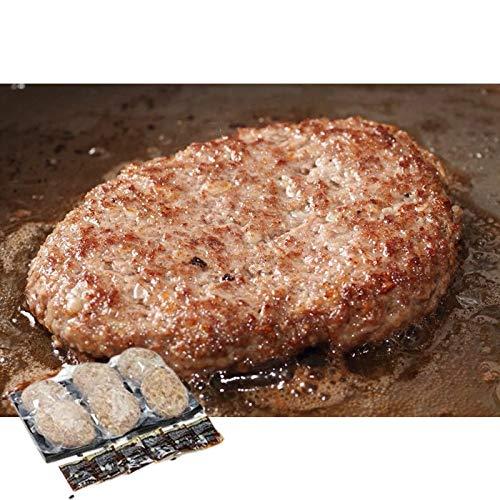 北海道産 ハンバーグセット 120g×6・ソース付き 牛肉 豚肉 北海道 肉の山本