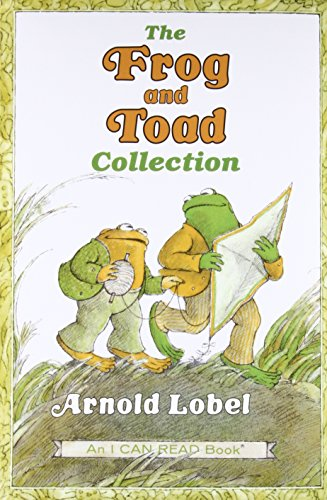 The Frog and Toad Collection (I Can Read Books) (3 Volume Set)の詳細を見る