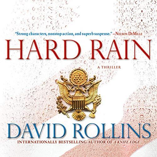 Hard Rain audiobook cover art