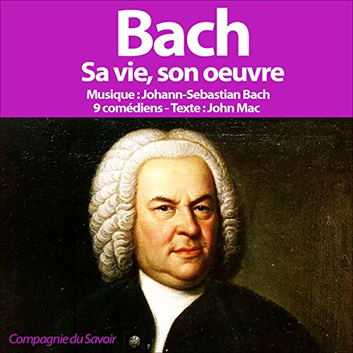 Bach audiobook cover art