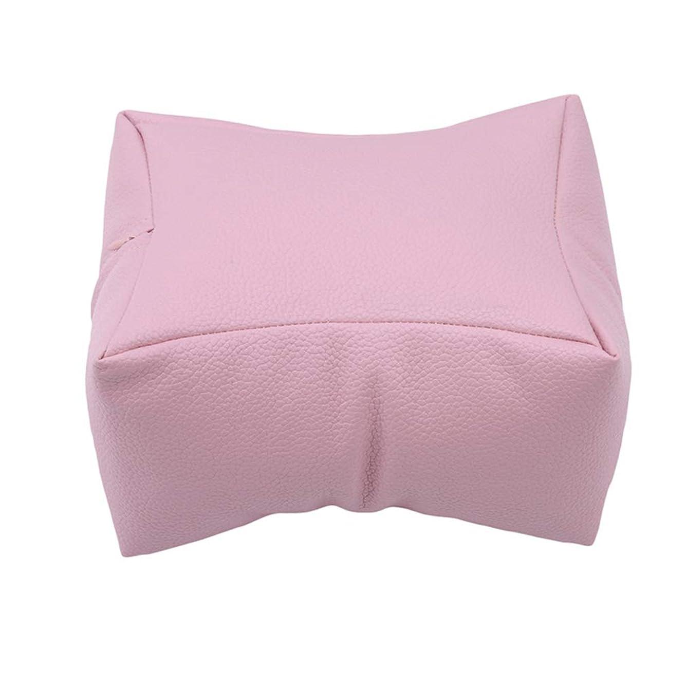 ナチュラル舌アーサーコナンドイルNoonlity 枕 ハンド枕 腕枕 腕置き 手の枕 柔らかい ジェルネイルまくら 練習用にも,ピンク