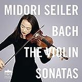 J.S. Bach: The Violin Sonatas BWV 1001; BWV 1003; BWV 1005 by Midori Seiler