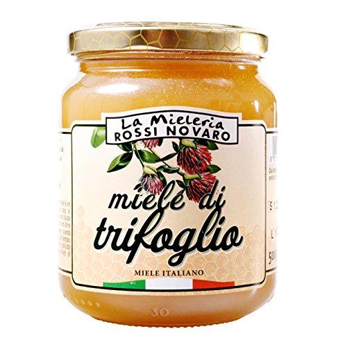 Kleehonig Toskana Italien Honig Süß Und Cremiger Honig Brotaufstrich 500g …