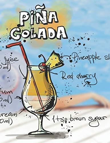 Pina Colada: Cocktailrezepte