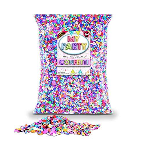 Festive Mexican Confetti Bag- 1.2lbs/544gr. Bulk Bag