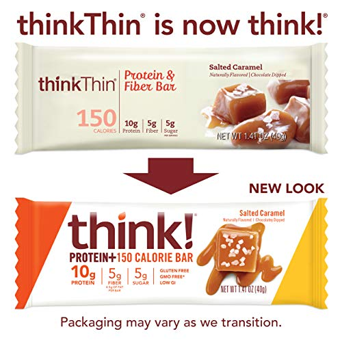 Think! Protein Energy Bars