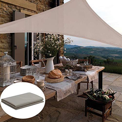 Toldos Impermeables Exterior -toldos -Lona Impermeable,Protección Solar Resistente A Los Rayos UV,Resistente A La Intemperie,para Patio De Jardín Terraza Camping