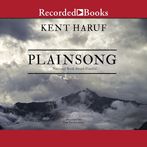 Plainsong audiobook cover art