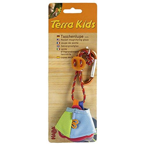 1575 - HABA - Terra Kids Taschenlupe