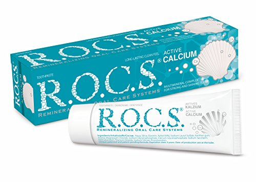 Zahncreme R.O.C.S. Aktives Calcium