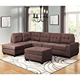 Harper&Bright Designs 3-Piece Living Room Set