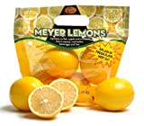 Produce of California or New Zealand Approx 20 Meyer Lemons