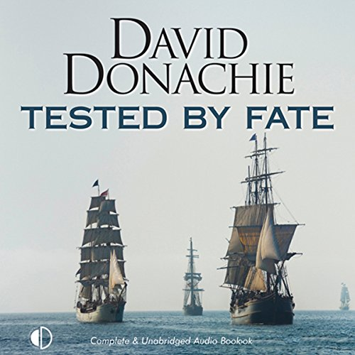 Tested by Fate audiobook cover art