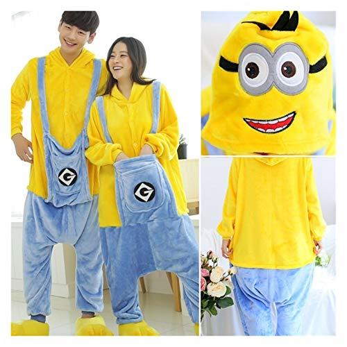 A+TTXH+L Pijamas Animales Pijamas femeninas Conjunto de pijamas lindos Pijamas Set Female Winter...