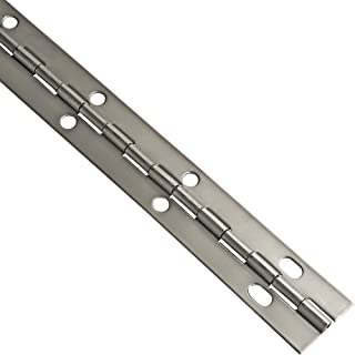 Stainless Steel Piano Hinges 1-1/16