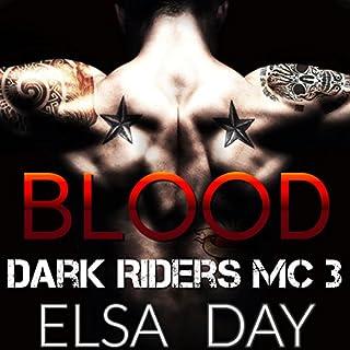 Blood audiobook cover art