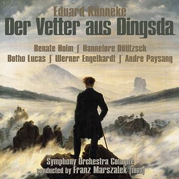 Eduard Künneke: Der Vetter aus Dingsda [excerpts] (1960)