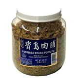Formosa Brand Cooked Dried Pork Fu (Cooked Shreded Dried Pork) 18 Oz