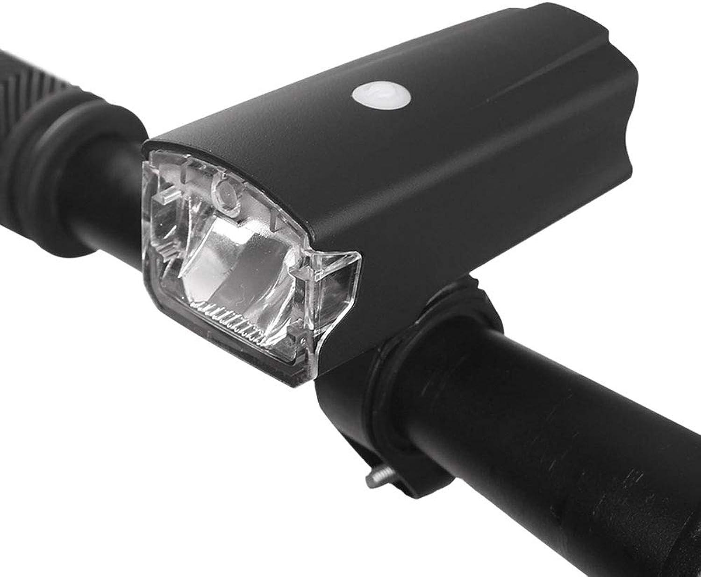 Bicycle Light Night Riding Glare car Headlight Flashlight USB Charging Bicycle Mountain Bike Accessories