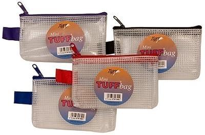 Tiger tuff bag mini size 13 x 8cm single bag - assorted colours