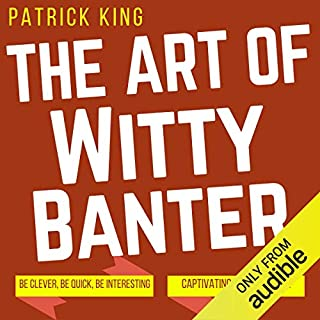 The Art of Witty Banter audiobook cover art