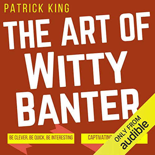 Page de couverture de The Art of Witty Banter