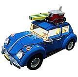 QZPM Conjunto De Luces (Creator Expert Volkswagen Beetle) Modelo De Construcción De Bloques, Kit De Luz LED Compatible con Lego 10252 (NO Incluido En El Modelo)