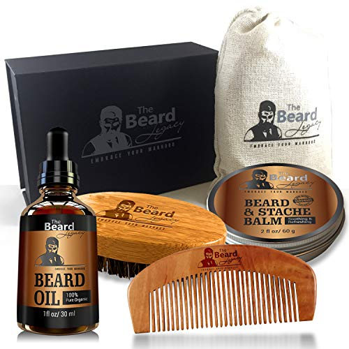The Beard Legacy's BEARD CARE Kit