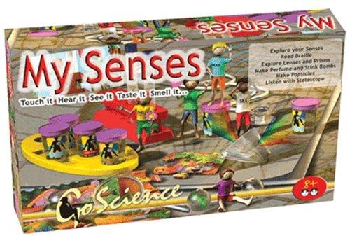 Edu-Toys Go Science My Senses Body Awareness Science Kit
