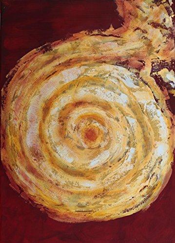 Energiespirale Acryl 50*70*2 cm (c) mariso
