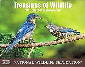 Best wildlife federation calendar Reviews