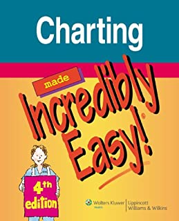 Charting Made Incredibly Easy! (Incredibly Easy! Series®)