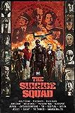 The Suicide Squad - Team - Druck Plakat Film Poster -