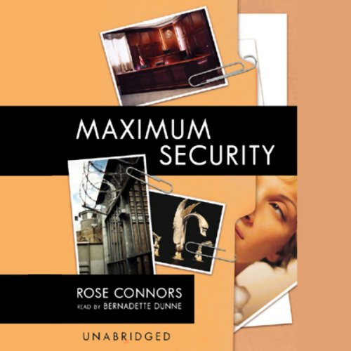 Maximum Security audiobook cover art