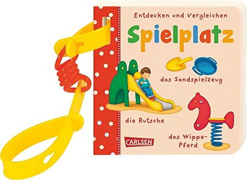 Entdecken und Vergleichen Spielplatz (Buggy-Bücher)