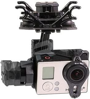 Tarot T4-3D TL3D02 Dual Shock-Absorber Gimbal 3-axis PTZ for Hero4/3+/3