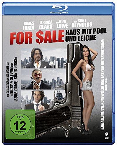 For Sale - Haus mit Pool und Leiche [Blu-ray]