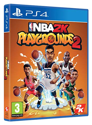 Nba 2K Playgrounds 2 Ps4- Playstation 4