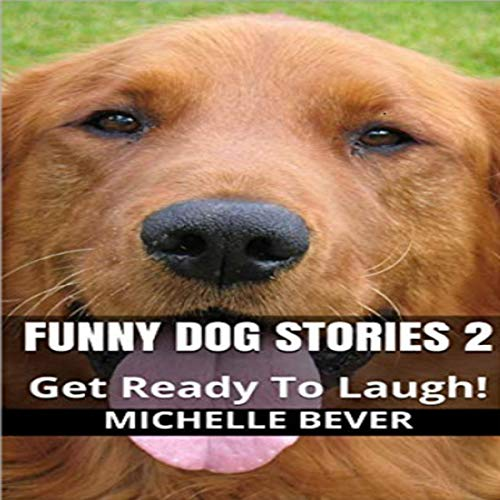 Funny Dog Stories 2 audiobook cover art