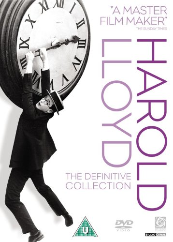 Harold Lloyd - The Definitive Collection