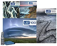 Lee Filters LEE100 77mm Oceanscape スターターキット 1 - LEEフィルターLEE100フィルターホルダー LEE 100mm ハードエッジ グラデーションNDフィルターセット LEE 100mm ビッグストッパー 77mm 広角アダプターリング
