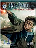 Harry Potter Vocal Solos Violín–Selections From The Complete película Series–Violín Partituras