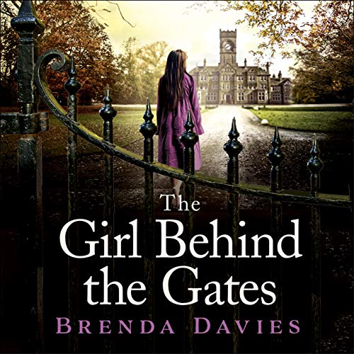 The Girl Behind the Gates cover art