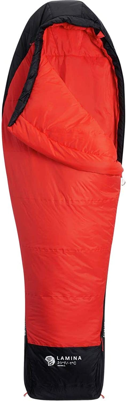 Mountain Hardwear Damen Lamina 30F Long (Damen bis -1°C max. Liegelnge 182cm   Gewicht 1,16kg)