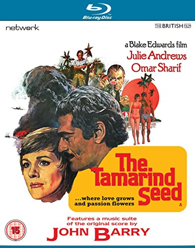 The Tamarind Seed [Blu-ray] [Reino Unido]
