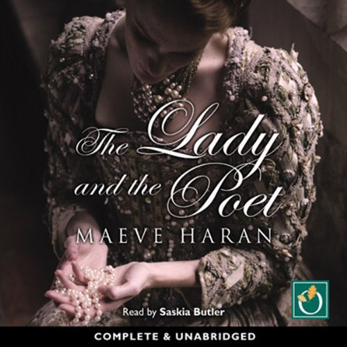 The Lady and the Poet audiobook cover art