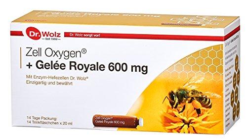 Dr. Wolz -  Zell Oxygen + Gelée