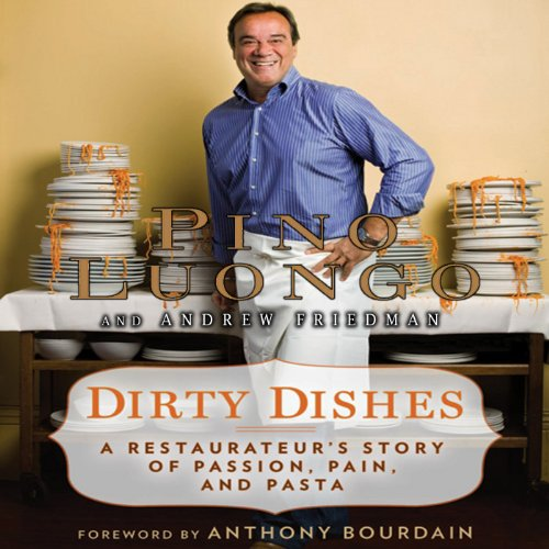 Dirty Dishes audiobook cover art