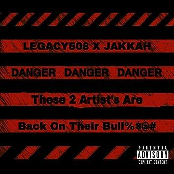 Back on My BS (feat. Jakkah)
